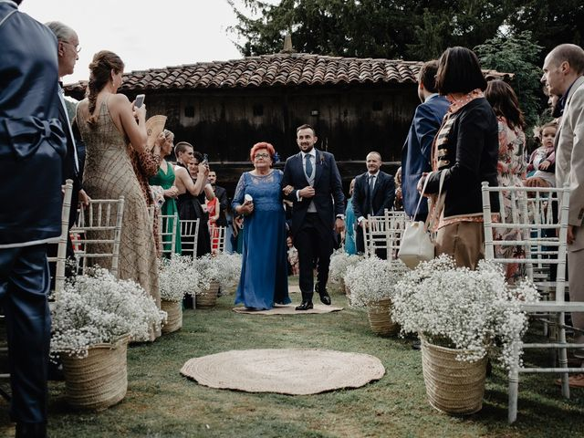 La boda de Samuel y Almudena en Cereceda (Villamayor), Asturias 87