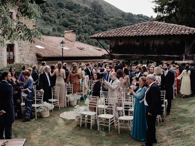 La boda de Samuel y Almudena en Cereceda (Villamayor), Asturias 88