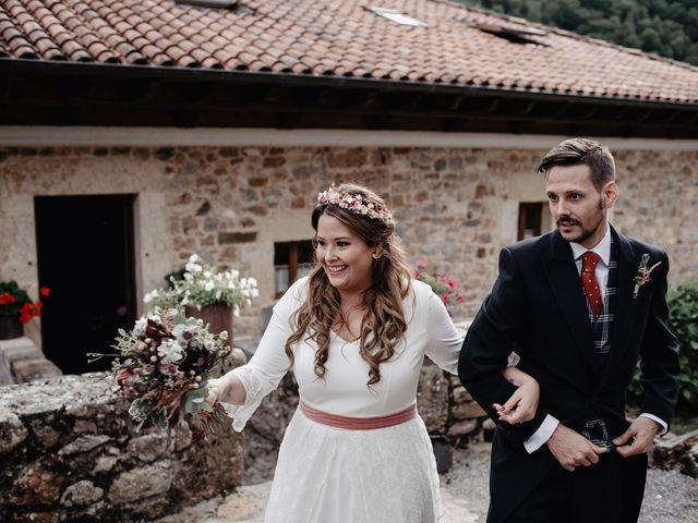 La boda de Samuel y Almudena en Cereceda (Villamayor), Asturias 89