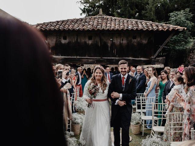 La boda de Samuel y Almudena en Cereceda (Villamayor), Asturias 91
