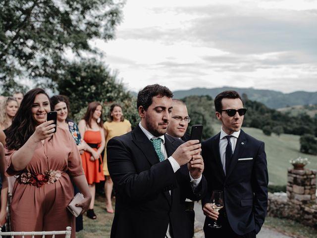 La boda de Samuel y Almudena en Cereceda (Villamayor), Asturias 92