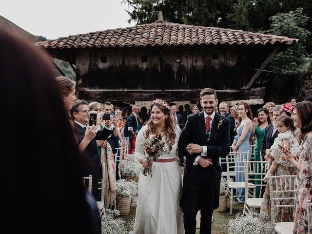 La boda de Samuel y Almudena en Cereceda (Villamayor), Asturias 93