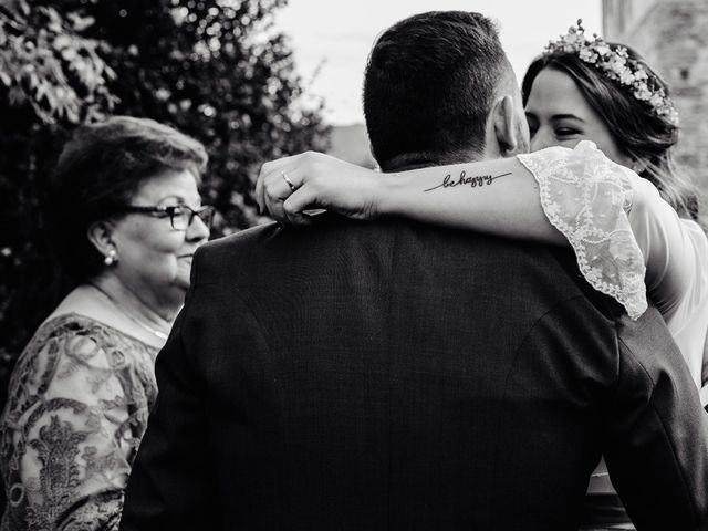 La boda de Samuel y Almudena en Cereceda (Villamayor), Asturias 96