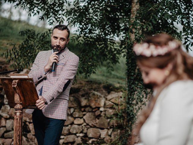 La boda de Samuel y Almudena en Cereceda (Villamayor), Asturias 101