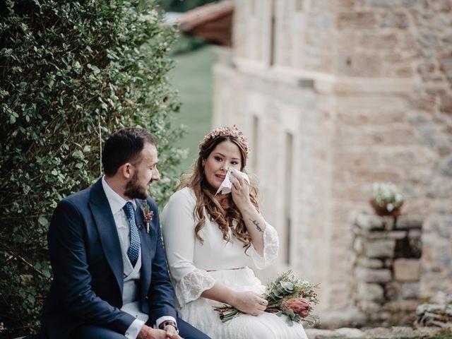 La boda de Samuel y Almudena en Cereceda (Villamayor), Asturias 102