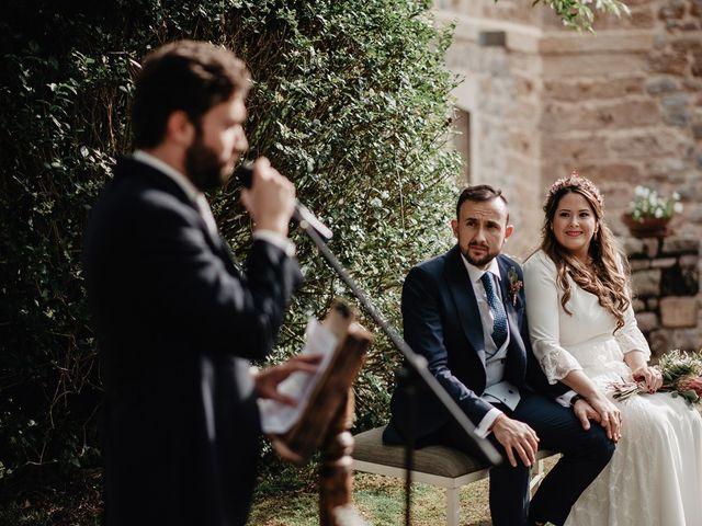 La boda de Samuel y Almudena en Cereceda (Villamayor), Asturias 108