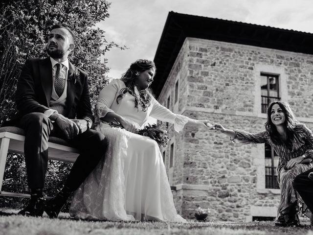 La boda de Samuel y Almudena en Cereceda (Villamayor), Asturias 112