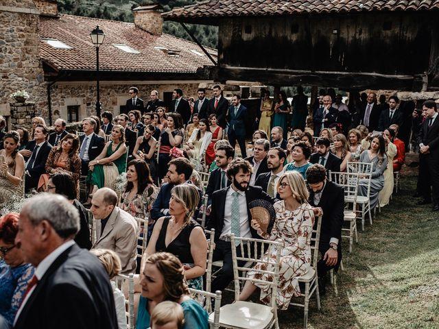 La boda de Samuel y Almudena en Cereceda (Villamayor), Asturias 113