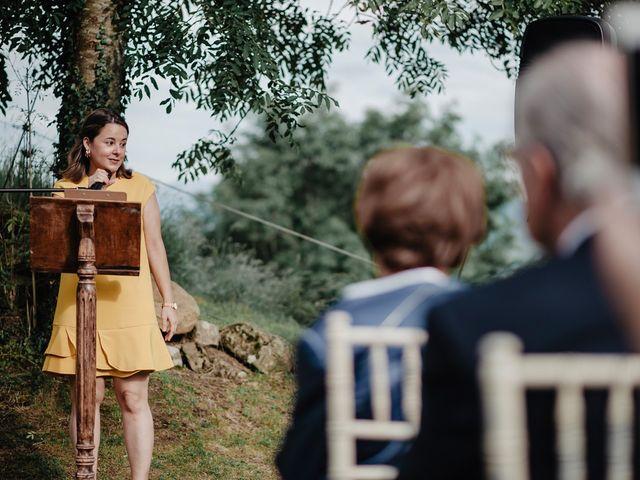 La boda de Samuel y Almudena en Cereceda (Villamayor), Asturias 114