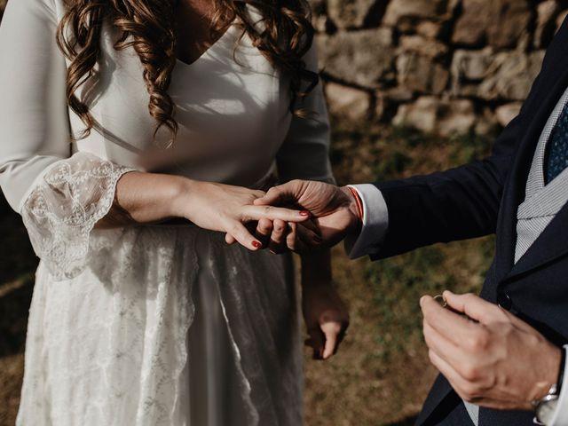 La boda de Samuel y Almudena en Cereceda (Villamayor), Asturias 124