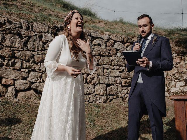 La boda de Samuel y Almudena en Cereceda (Villamayor), Asturias 126