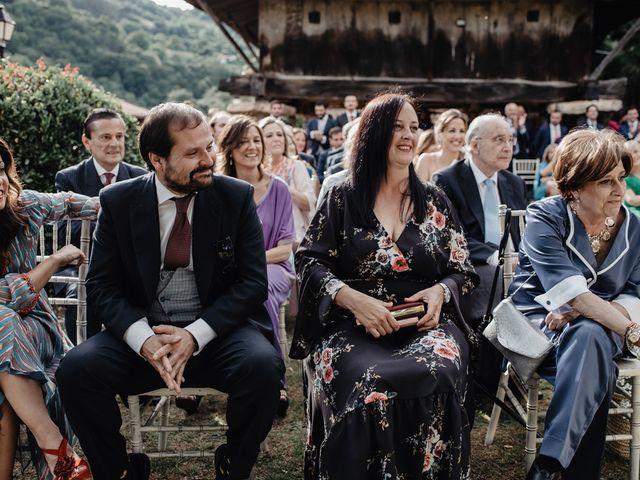La boda de Samuel y Almudena en Cereceda (Villamayor), Asturias 127