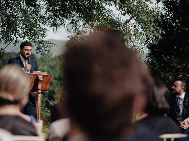 La boda de Samuel y Almudena en Cereceda (Villamayor), Asturias 128