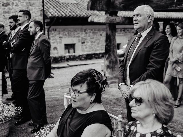 La boda de Samuel y Almudena en Cereceda (Villamayor), Asturias 129