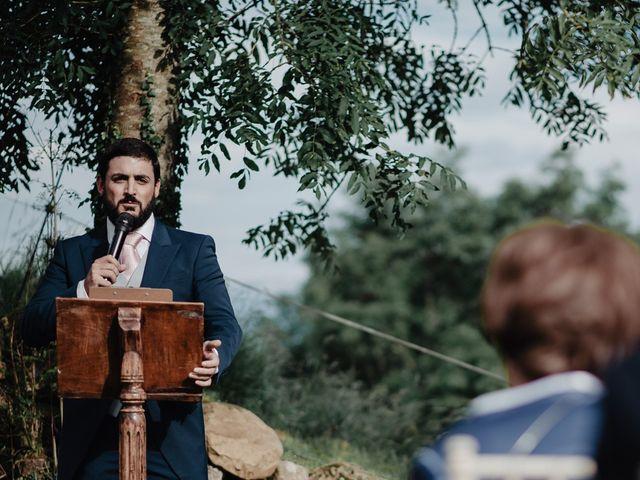 La boda de Samuel y Almudena en Cereceda (Villamayor), Asturias 131