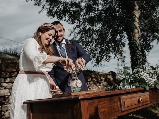 La boda de Samuel y Almudena en Cereceda (Villamayor), Asturias 133
