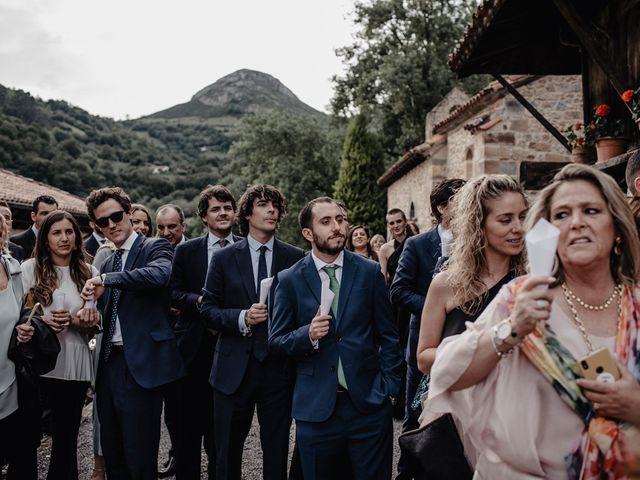 La boda de Samuel y Almudena en Cereceda (Villamayor), Asturias 146