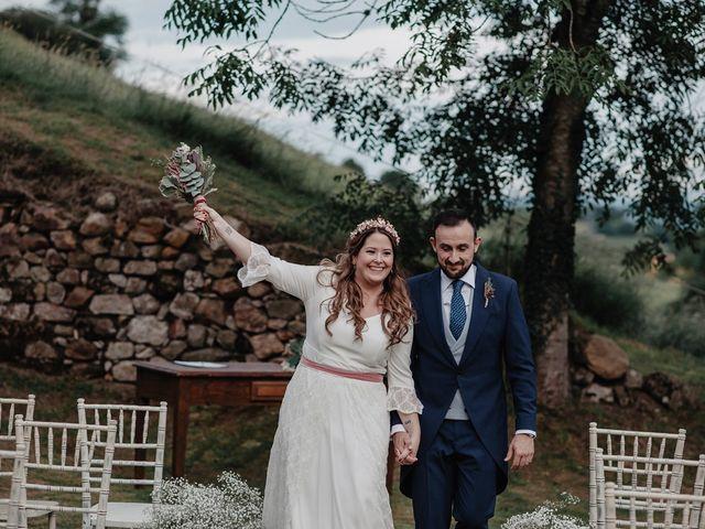 La boda de Samuel y Almudena en Cereceda (Villamayor), Asturias 147