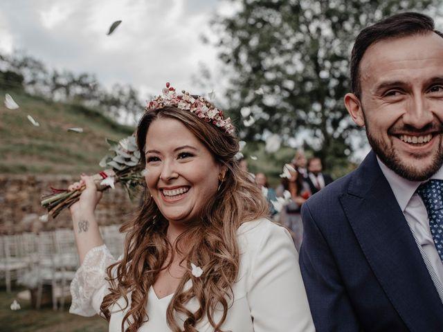 La boda de Samuel y Almudena en Cereceda (Villamayor), Asturias 149