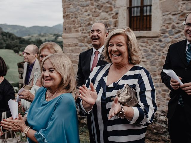 La boda de Samuel y Almudena en Cereceda (Villamayor), Asturias 150
