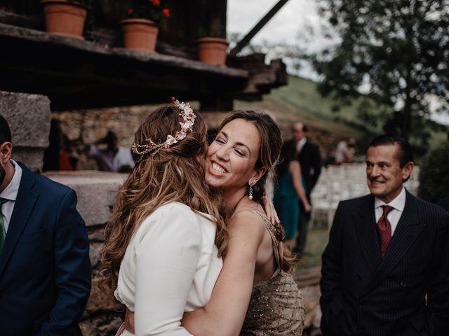 La boda de Samuel y Almudena en Cereceda (Villamayor), Asturias 155