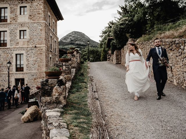 La boda de Samuel y Almudena en Cereceda (Villamayor), Asturias 156