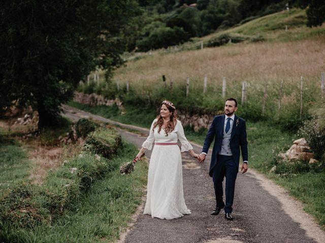La boda de Samuel y Almudena en Cereceda (Villamayor), Asturias 158