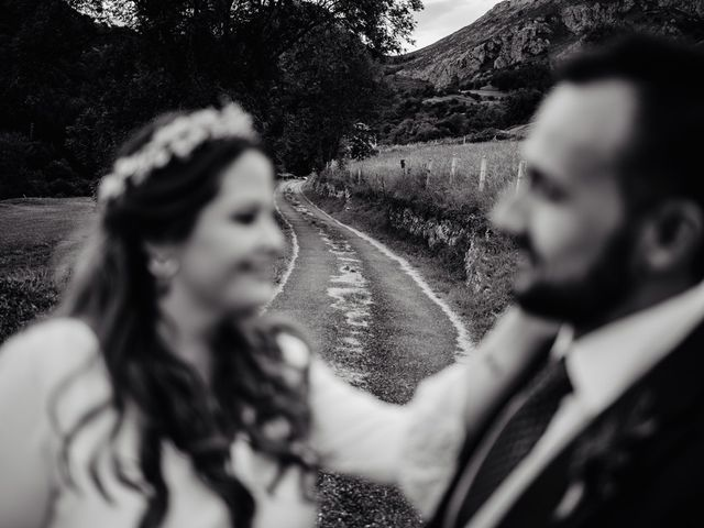 La boda de Samuel y Almudena en Cereceda (Villamayor), Asturias 164