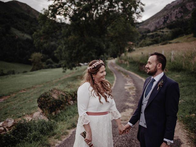 La boda de Samuel y Almudena en Cereceda (Villamayor), Asturias 165