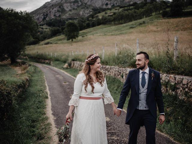 La boda de Samuel y Almudena en Cereceda (Villamayor), Asturias 168
