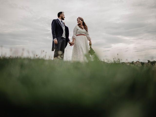 La boda de Samuel y Almudena en Cereceda (Villamayor), Asturias 169