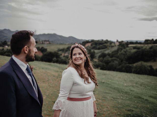 La boda de Samuel y Almudena en Cereceda (Villamayor), Asturias 170