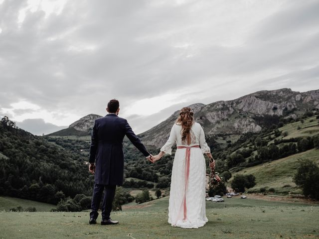 La boda de Samuel y Almudena en Cereceda (Villamayor), Asturias 172