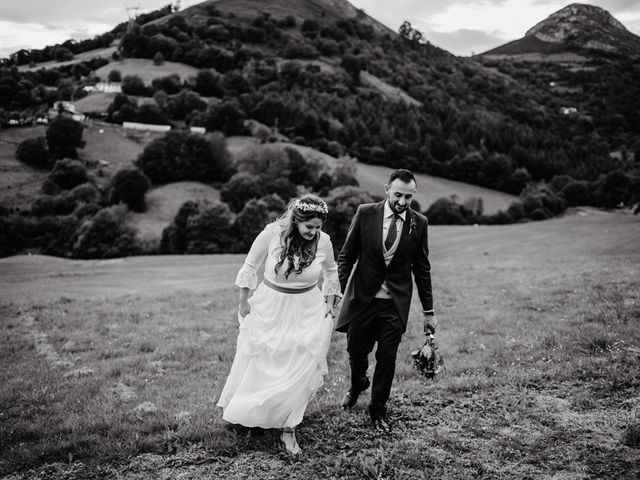 La boda de Samuel y Almudena en Cereceda (Villamayor), Asturias 178
