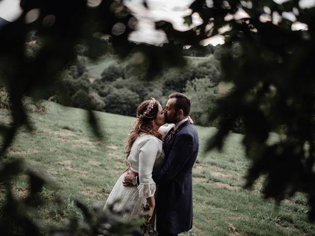 La boda de Samuel y Almudena en Cereceda (Villamayor), Asturias 180