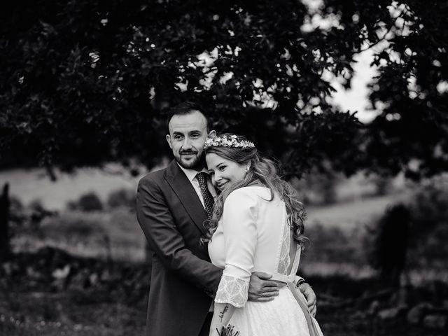 La boda de Samuel y Almudena en Cereceda (Villamayor), Asturias 183