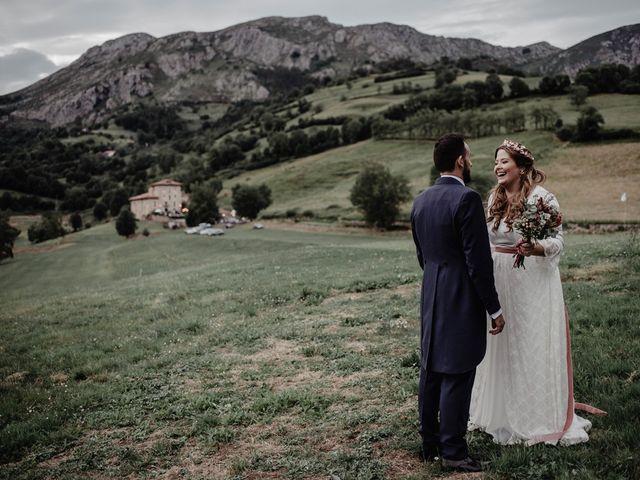 La boda de Samuel y Almudena en Cereceda (Villamayor), Asturias 189