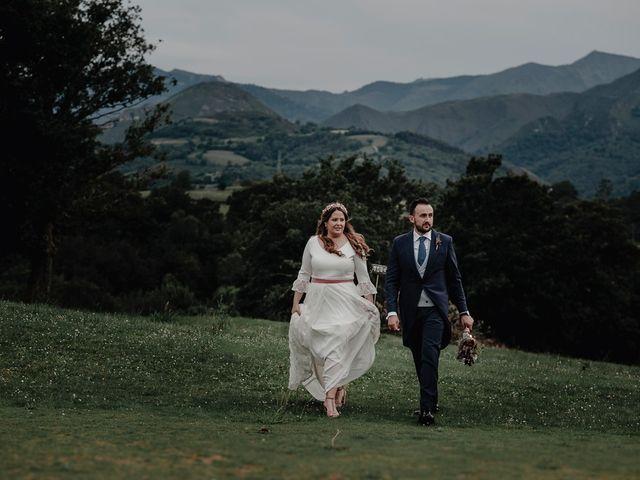 La boda de Samuel y Almudena en Cereceda (Villamayor), Asturias 191