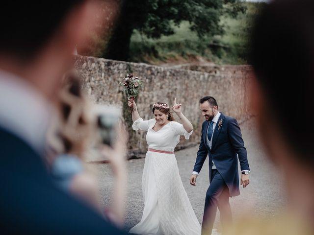 La boda de Samuel y Almudena en Cereceda (Villamayor), Asturias 201