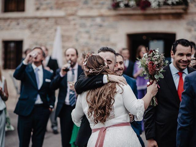 La boda de Samuel y Almudena en Cereceda (Villamayor), Asturias 205