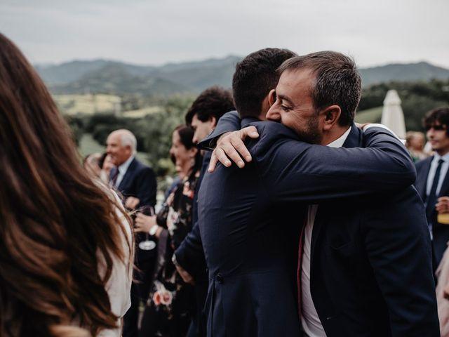 La boda de Samuel y Almudena en Cereceda (Villamayor), Asturias 208