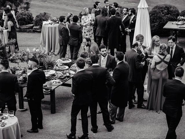 La boda de Samuel y Almudena en Cereceda (Villamayor), Asturias 230