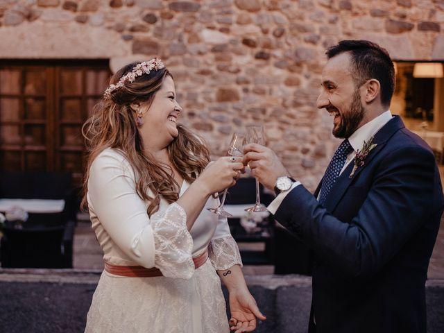 La boda de Samuel y Almudena en Cereceda (Villamayor), Asturias 240