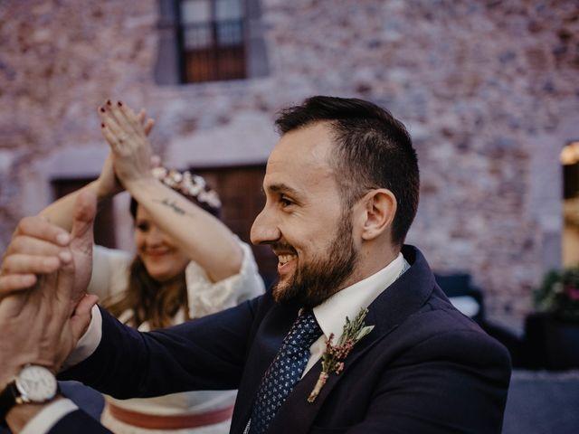 La boda de Samuel y Almudena en Cereceda (Villamayor), Asturias 242