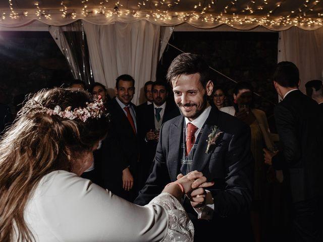 La boda de Samuel y Almudena en Cereceda (Villamayor), Asturias 263