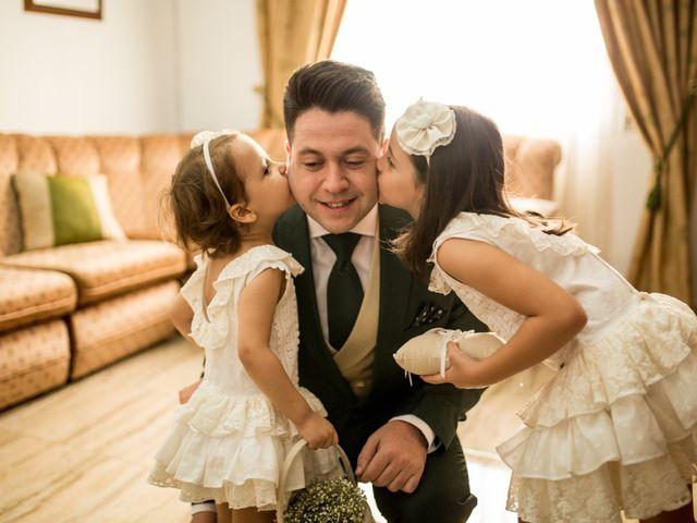 La boda de Caty y Juanvi en Rus, Jaén 6
