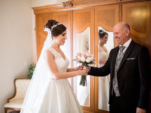La boda de Caty y Juanvi en Rus, Jaén 13