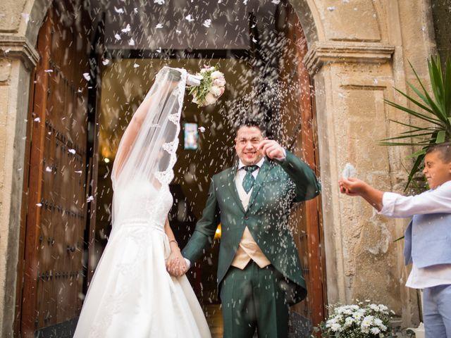 La boda de Caty y Juanvi en Rus, Jaén 21