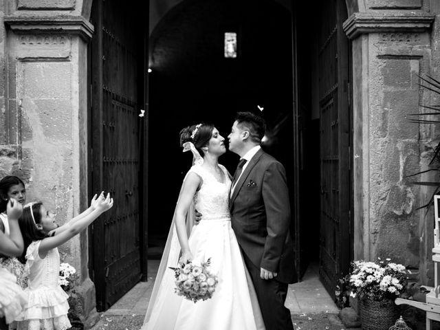 La boda de Caty y Juanvi en Rus, Jaén 22