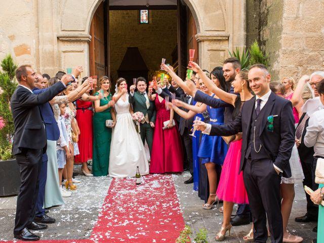 La boda de Caty y Juanvi en Rus, Jaén 25